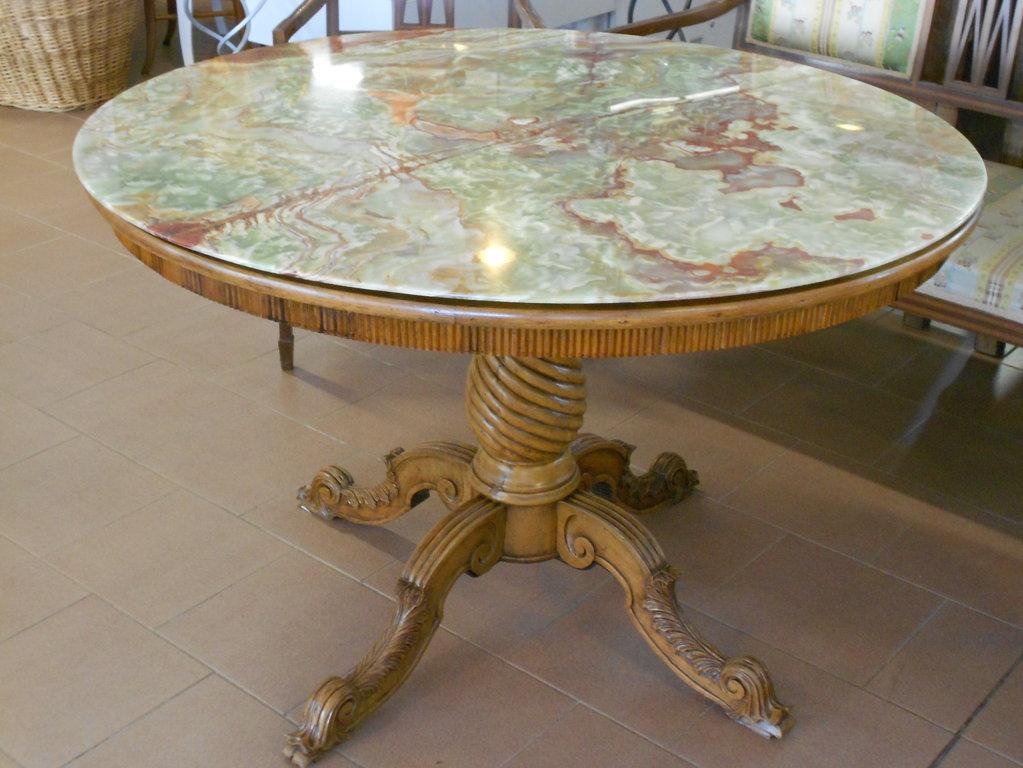 Tavolo di marmo usato idee di design per la casa for Schizzo di design per la casa